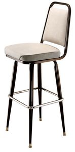 Stack Chair Bar Stool