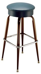 Spring Cushion Bar Stool