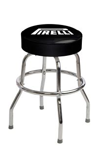 "24"" Logo Bar Stool"