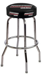 Logo Bar Stool - 1950s