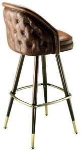 Wheeling Bar Stool