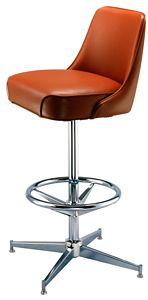Randi Pedestal Bar Stool