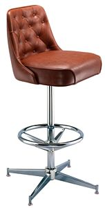Al's Pedestal Bar Stool