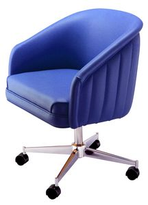 Captivating Del Rey Roller Chair