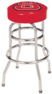 Wave 7 North Carolina State Bar Stool
