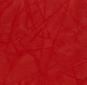 Red Cracked Ice Vinyl