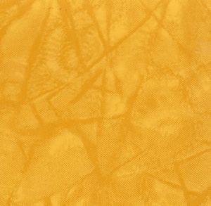 Yellow Cracked Ice Vinyl Counter Stools