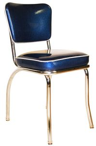 RSC Diner Chair - Blue