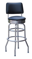 Retro Counter Stool