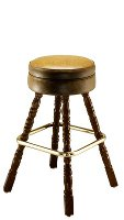Deadwood Bar Stool