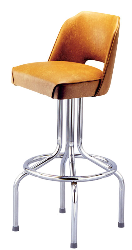Cutout Diner Bucket Bar Stool Bar Stools and Chairs : 1632 from www.barstoolsandchairs.com size 424 x 800 jpeg 42kB