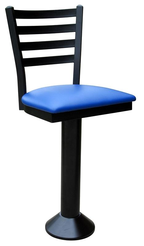 modern ladder back counter stool