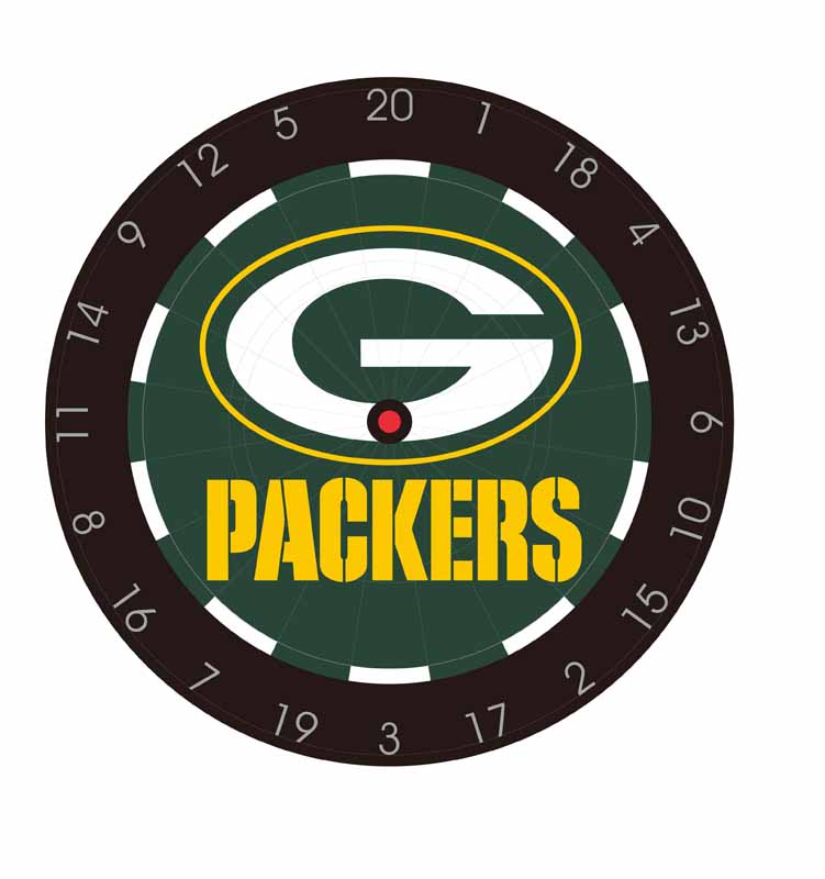 Green Bay Dartboard