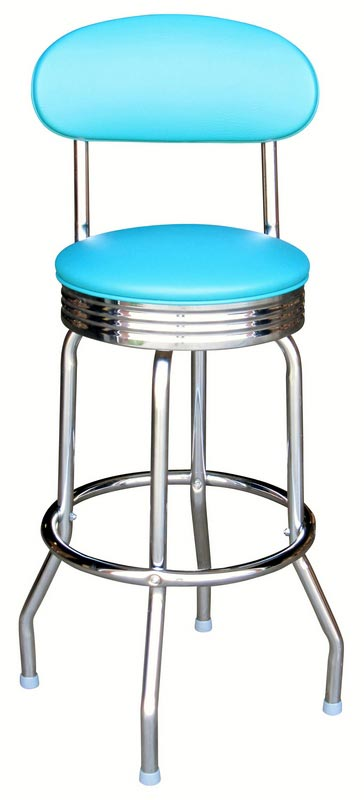 New retro classic reagan bar stool see and