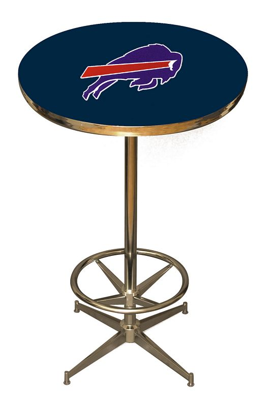 Buffalo Bills Pub Table Buffalo Bills Bar Table Bills