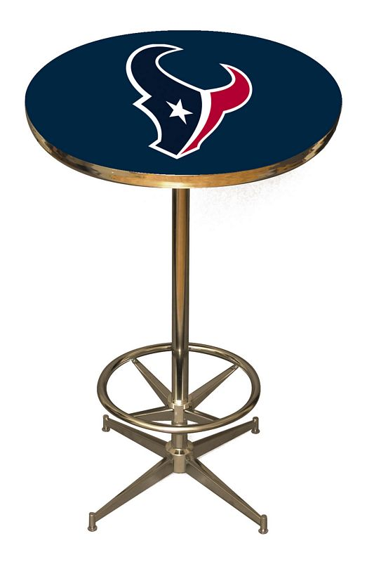Houston Texans Pub Table