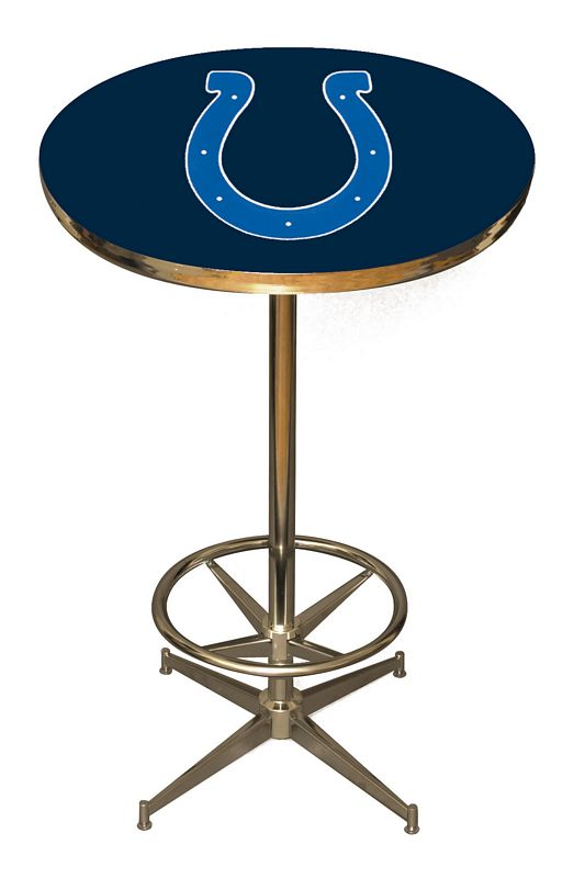 Indianapolis Colts Pub Table Indianapolis Bar Table