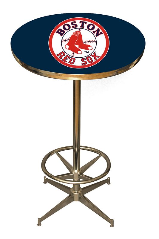 Boston Red Sox Pub Table Boston Red Sox Pub Table