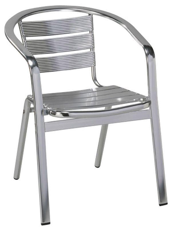 Outdoor Aluminum Chairs