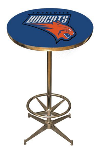 Charlotte Bobcats Pub Table