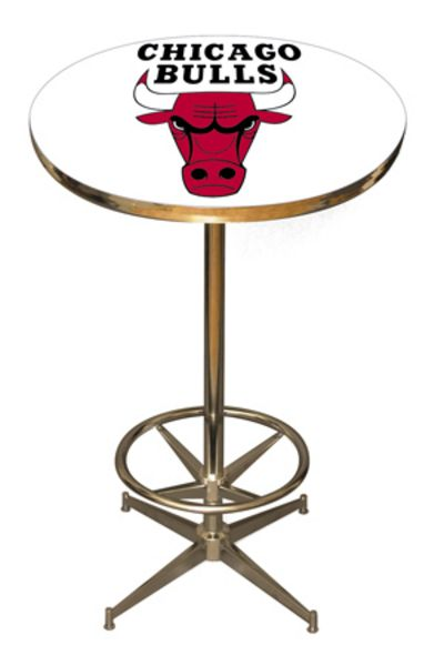 Chicago Bulls Pub Table