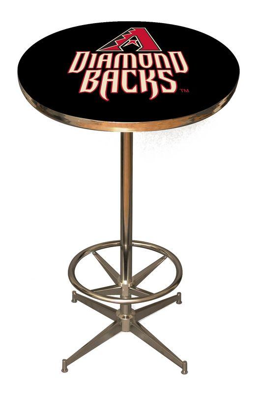 Arizona Diamondbacks Pub Table