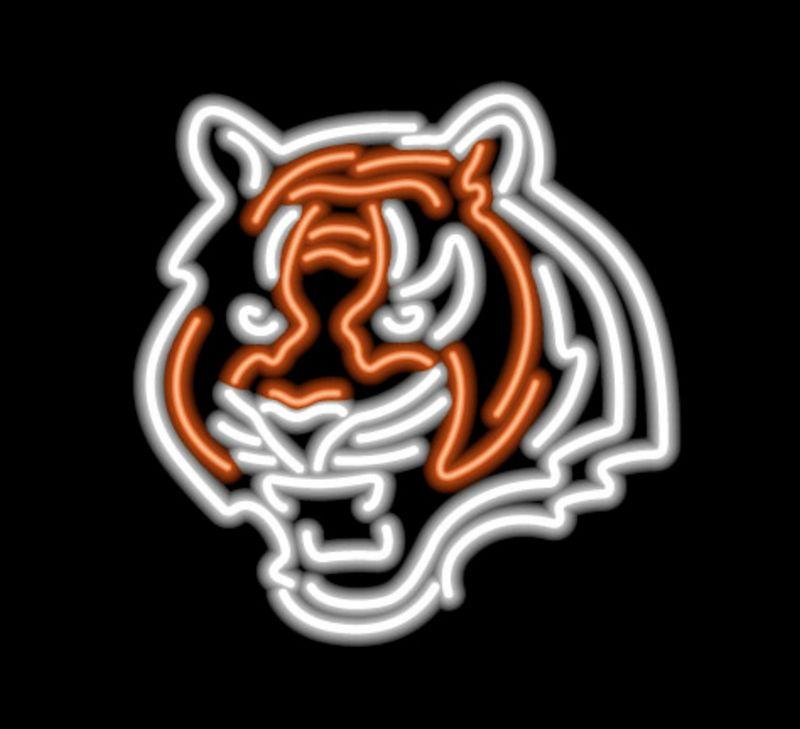 Cincinnati Bengals Neon Sign Cincinnati Bengals Neon
