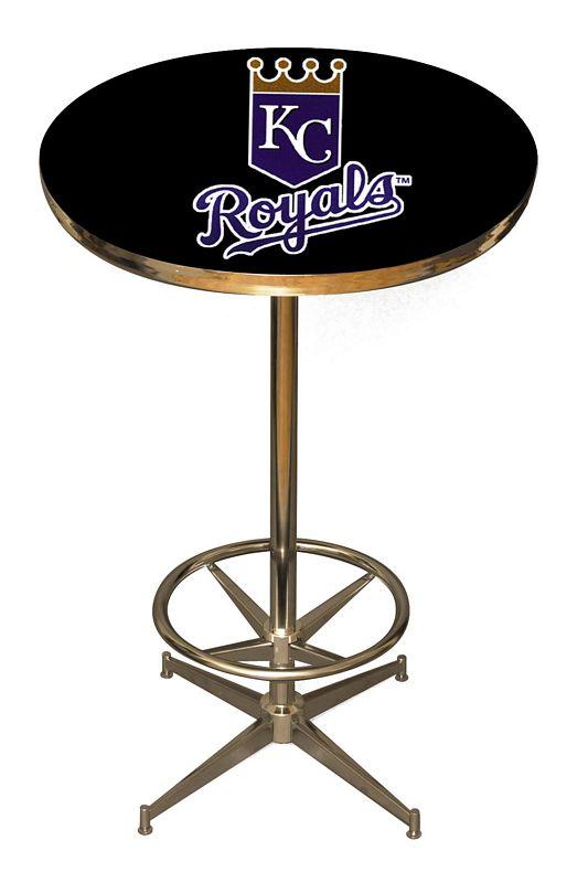 Kansas City Royals Pub Table