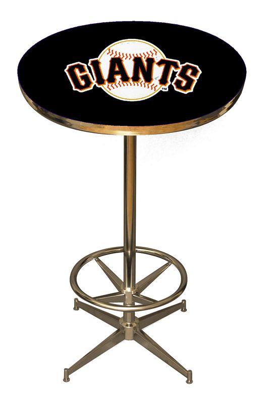 San Francisco Giants Pub Table