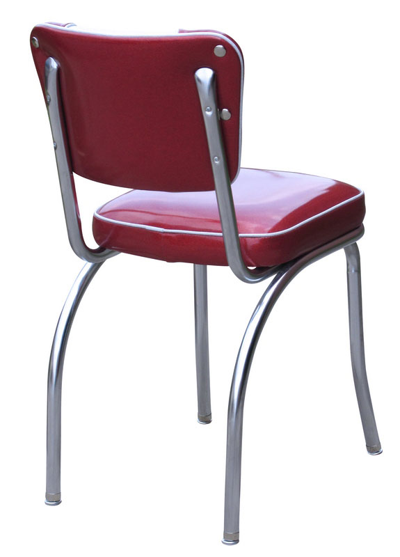 Great V Back Diner Chair Back Of Vback
