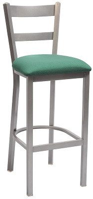 Two Slat Bar Stool