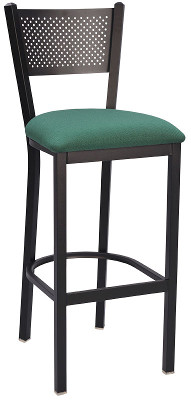 Mesh Back Cafe Stool