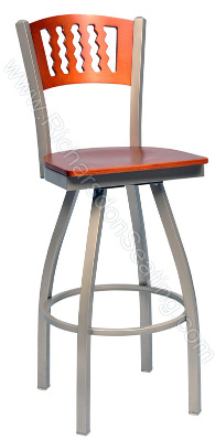 Playhouse Bow Frame Stool