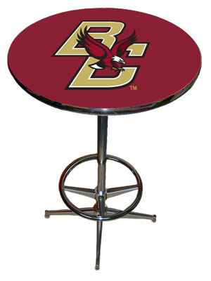 SPORTS FAN PRODUCTS Boston College Pub Table