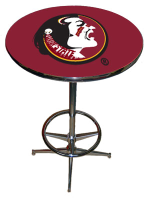 SPORTS FAN PRODUCTS Florida State Pub Table