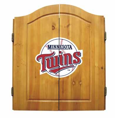 Minnesota Twins Dart Cabinet