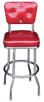 Diamond Single Ring Stool