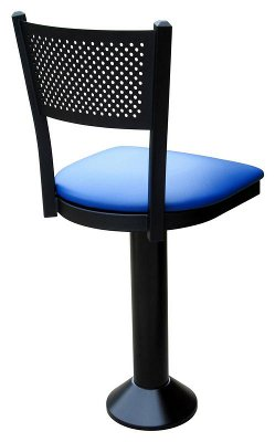 Mesh Back Counter Stool