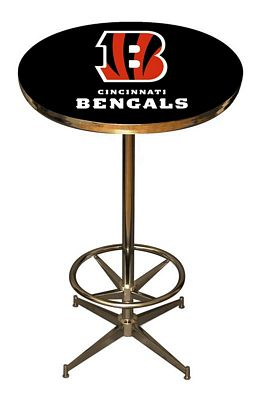 Cincinnati Bengals Pub Table