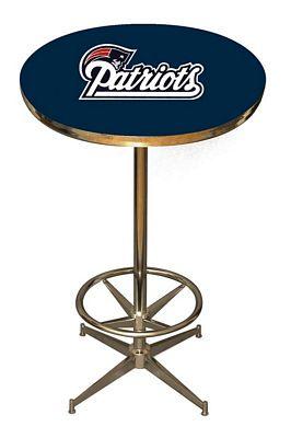 New England Patriots Pub Table New England Bar Table