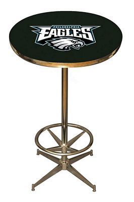 Philadelphia Eagles Pub Table