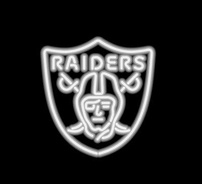 Oakland Raiders Neon Sign Oakland Raiders Neon