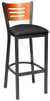 Slat Cafe Bar Stool