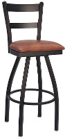 Ladder Back Bow Stool