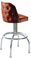 Tufted Bucket Roswell Stool