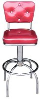 Diamond Back Chair Roswell Stool