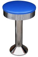 Diner Counter Stool - Flat