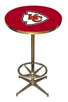 Kansas City Chiefs Pub Table