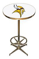 Minnesota Vikings Pub Table