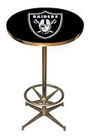Oakland Raiders Pub Table